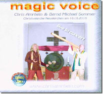 CD Magic Voice Live